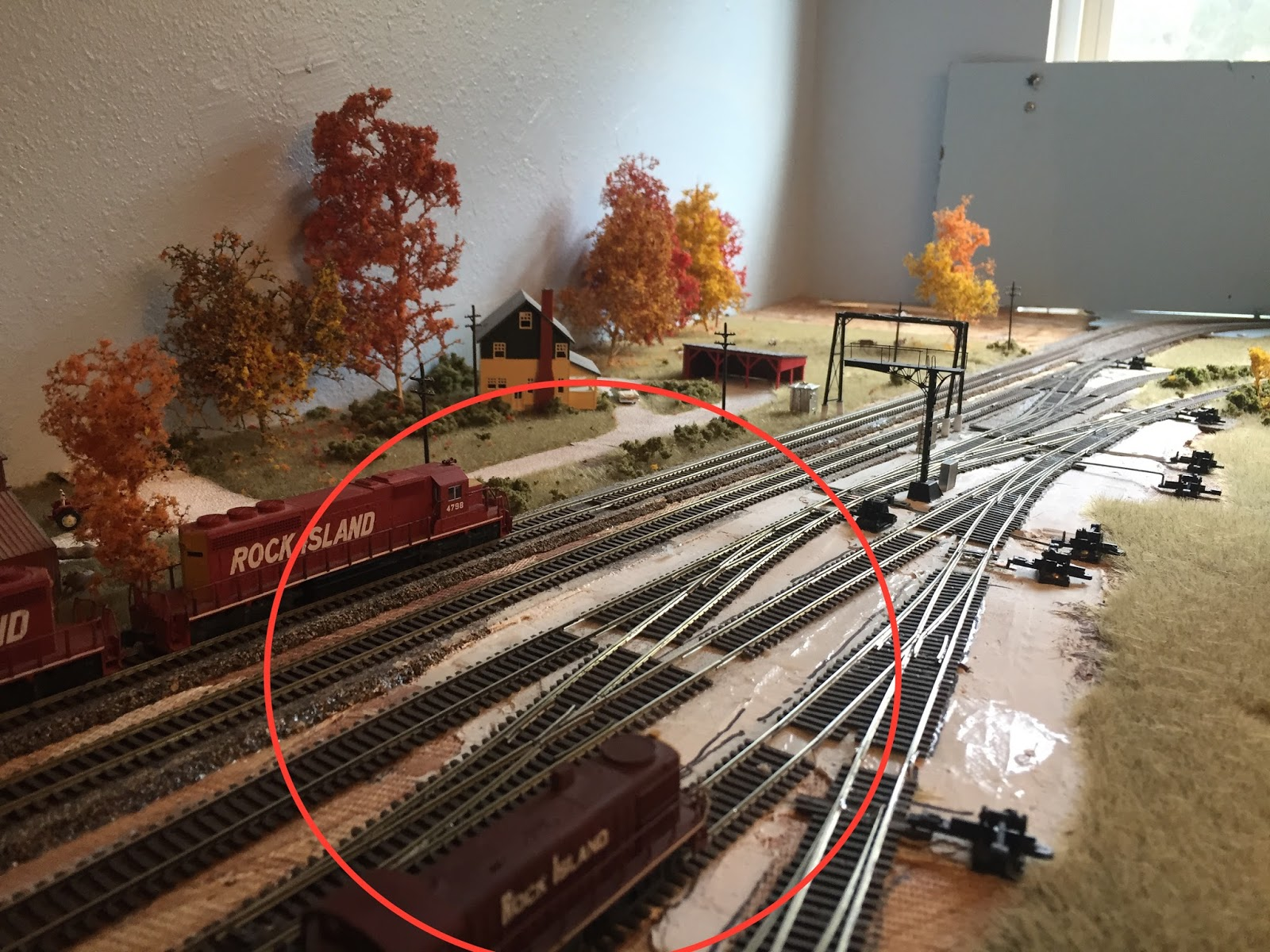 small resolution of the rock island ottawa sands in n scale the rock 3 0 project update micro engineering n scale turn out wiring