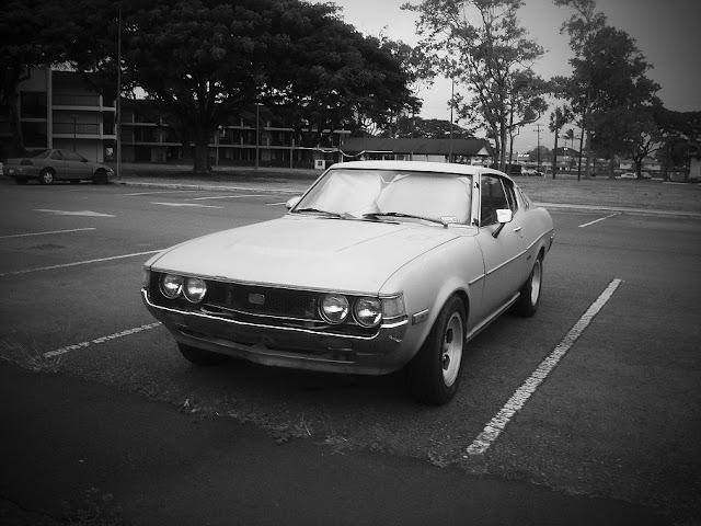 1977 Stock Original Toyota Celica