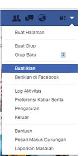 Buat Iklan Facebook