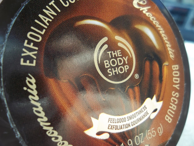 Exfoliant Corporel Body Scrub Chocomania - The Body Shop