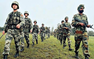 Hand-in-Hand Military exercise between India and China