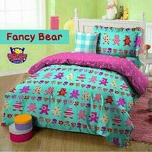 Sprei Star Anak Anak Fancy Bear