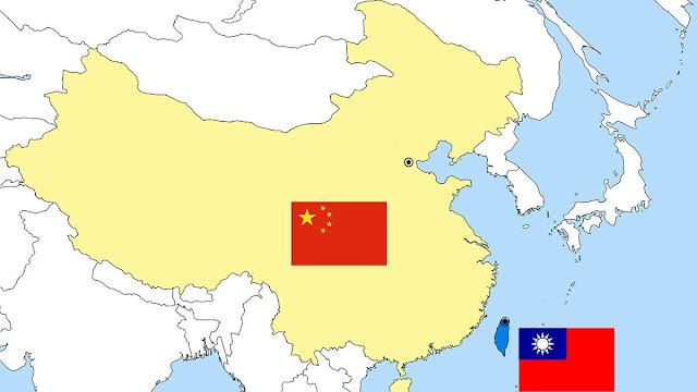 China Ingin Taiwan Bersatu Secara Sukarela Atau Kekerasan