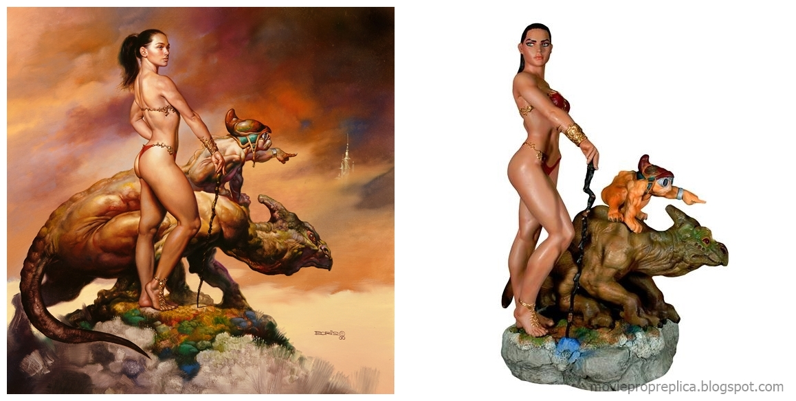Discovery by Boris Vallejo