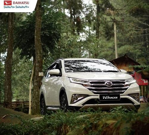SUV Terbaik 2018 Daihatsu Mobil