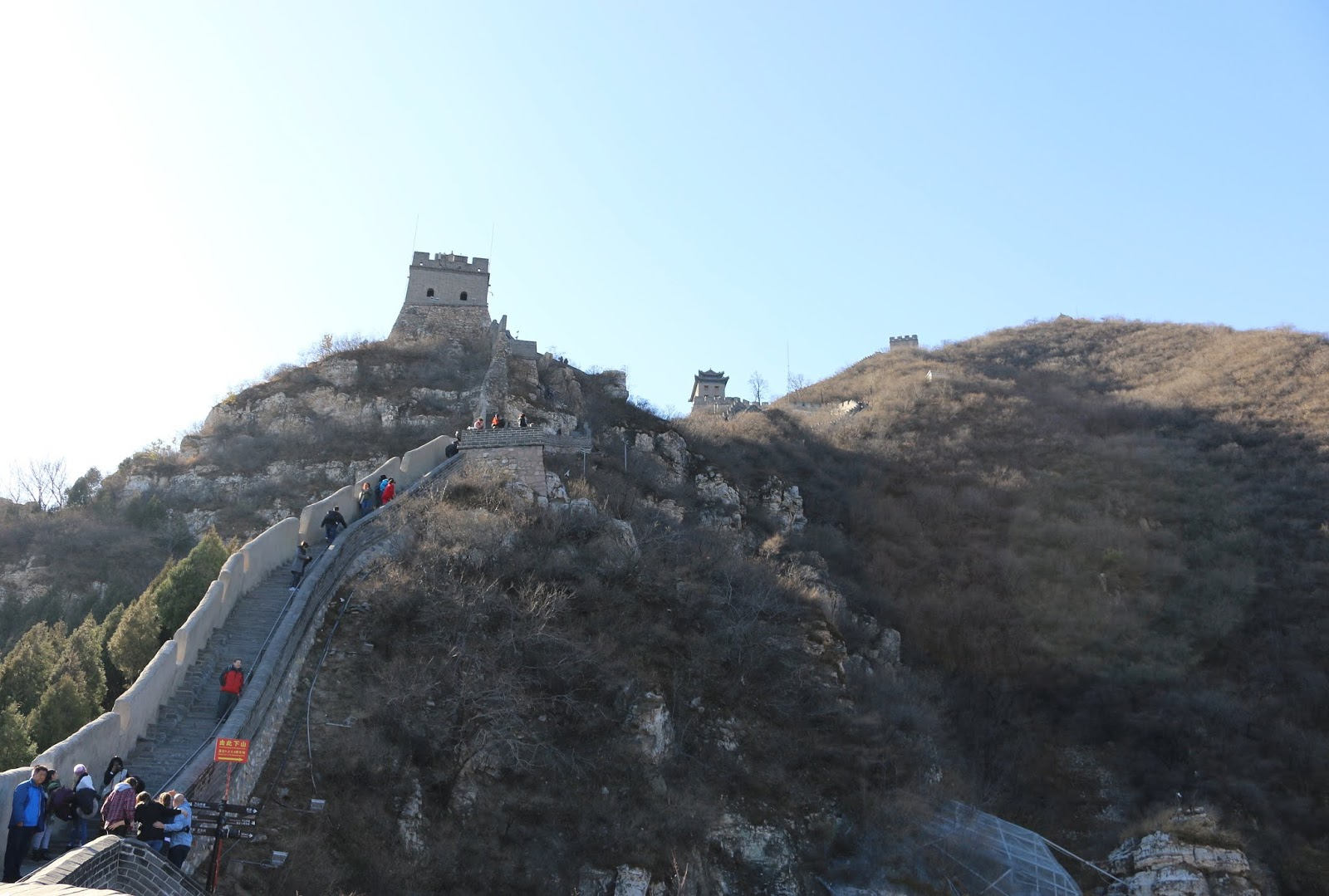 Great Wall of China Juyongguan Beijing