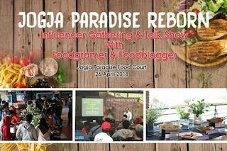 Jogja paradise foodcourt