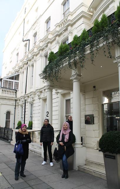 Grand Plaza Apartment London
