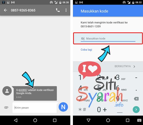 cara verifikasi akun google playstore