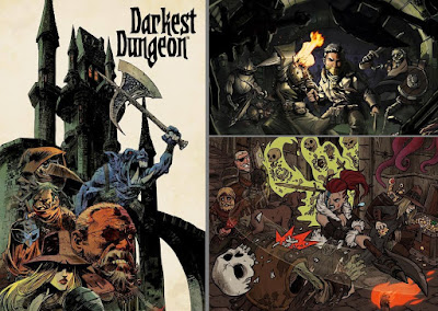Darkest Dungeon (art by (Dan Panosian, Chad Smith, Steve Rolston))