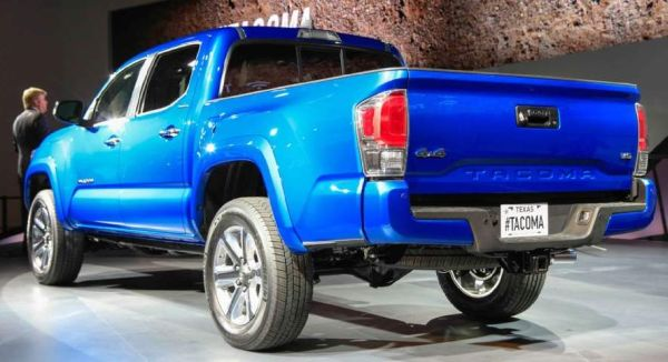 2016 toyota tacoma release price mpg specs and review net 4 cars. Black Bedroom Furniture Sets. Home Design Ideas