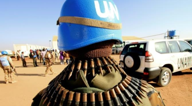 The 12,000-strong UN peacekeeping mission in South Sudan, UNMISS, has faced criticism for failing to stem the latest bloodshed or fully protect civilians during the fighting. By Ashraf Shazly (AFP/File). Juba (AFP) - South Sudan's religious chiefs called Saturday for the deployment of a protection force in Juba, during a meeting with ambassadors from the UN Security Council currently on a trip to the war-scarred country.