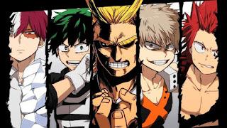 rekomendasi anime mirip mob psycho 100