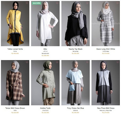 Baju Jubah Muslim