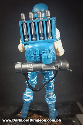 GI Joe 50th Anniversary Bazooka Action Figure Quick Review