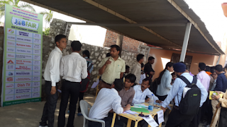 An exclusive Campus placement Drive by SynapseIndia was conducted in R.N. Modi Engineering College