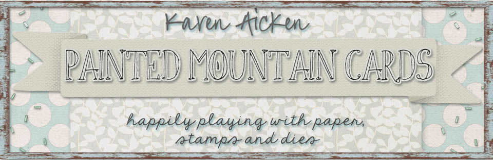 Painted Mountain Cards