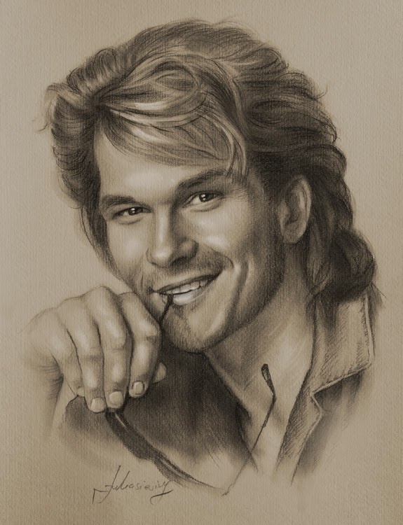 13-Patrick-Swayze-krzysztof20d-2b-and-8b-Pencils-Clear-Pastel-Celebrity-Drawings-www-designstack-co