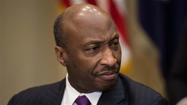 Kenneth Frazier, CEO of pharmaceutical company Merck resigns from US President Donald Trump council over Charlottesville