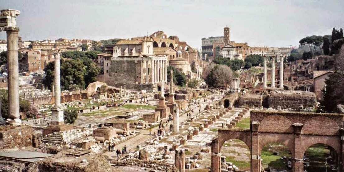 Ciudad romana y Derecho romano