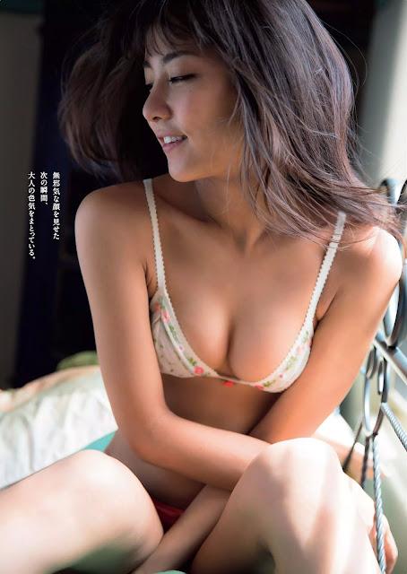 Ren Ishikawa 石川恋 Summer Memory Photos 3
