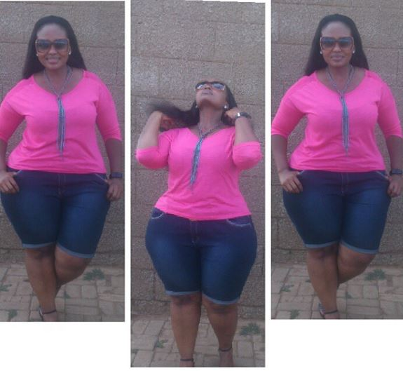 For the Love of Curvy W0men: This Woman's Hips Will Leave You in Shock (Photos)