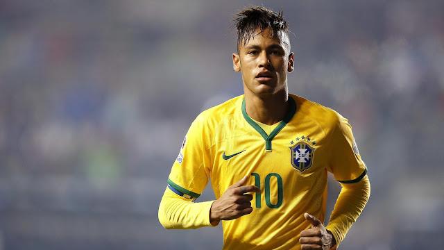 Neymar Copa America 2016