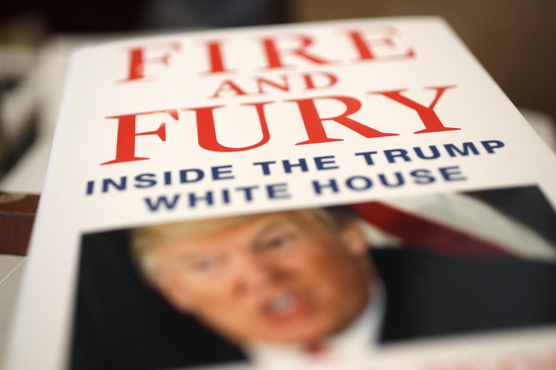 Livro polémico de Trump chega às livrarias portuguesas em fevereiro