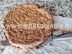 Tort krem a la krem preparare reteta blat - taiem cu un cutit zimtat