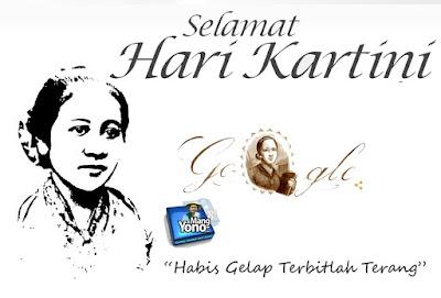 Hari Kartini Diperingati Setiap 21 April.