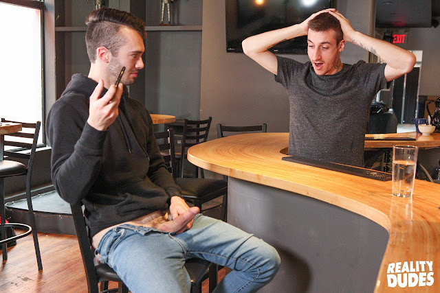 Dudes In Public 10 - Jimmy | William - REALITY DUDES
