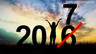 2016: Véget ér egy 9 éves ciklus, és egy új kezdődik 2017-ben