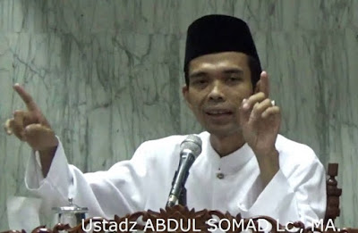 Ustadz Abdul Shomad, Lc, MA
