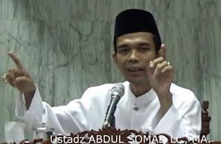 Cara ampuh Tinggalkan maksiat - Ustadz Abdul Shomad Moroko