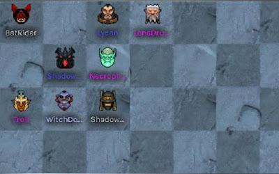 Đội nhóm 4 Troll - 3 Warlock - 2 Beast dường như áp dụng ở giai đoạn giữa ván