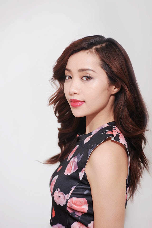 hairstyle Michelle Phan make up demonstration