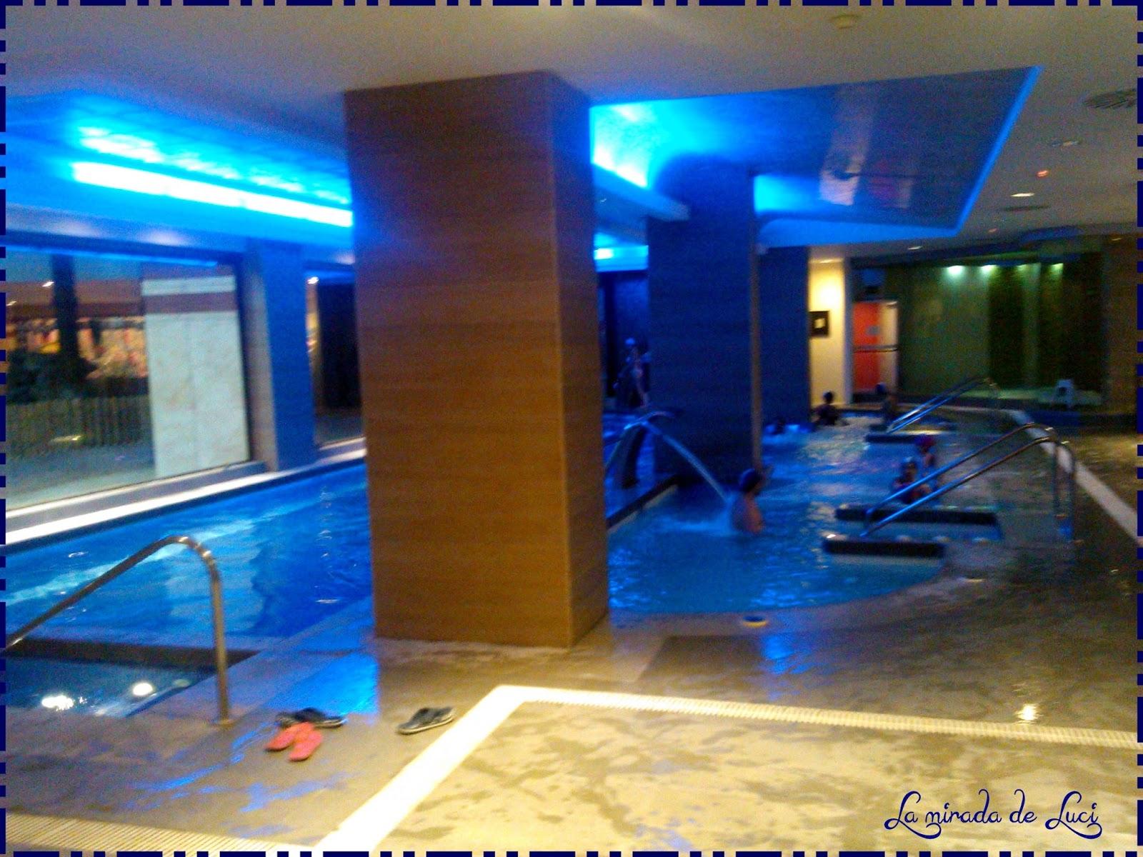 La mirada de luci spa monoi holiday polynesia for Pediluvio piscina