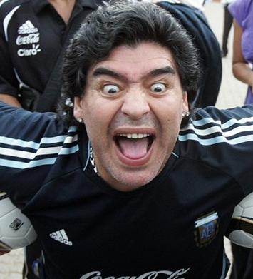 diego maradona cocaine