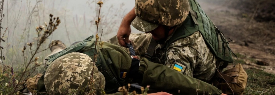 Day on the Donbas: three soldiers killed, nine wounded
