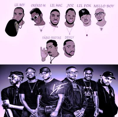 Young Family Feat. Lio - Não paras de olhar [KIZOMBA/ZOUK] [DOWNLOAD]