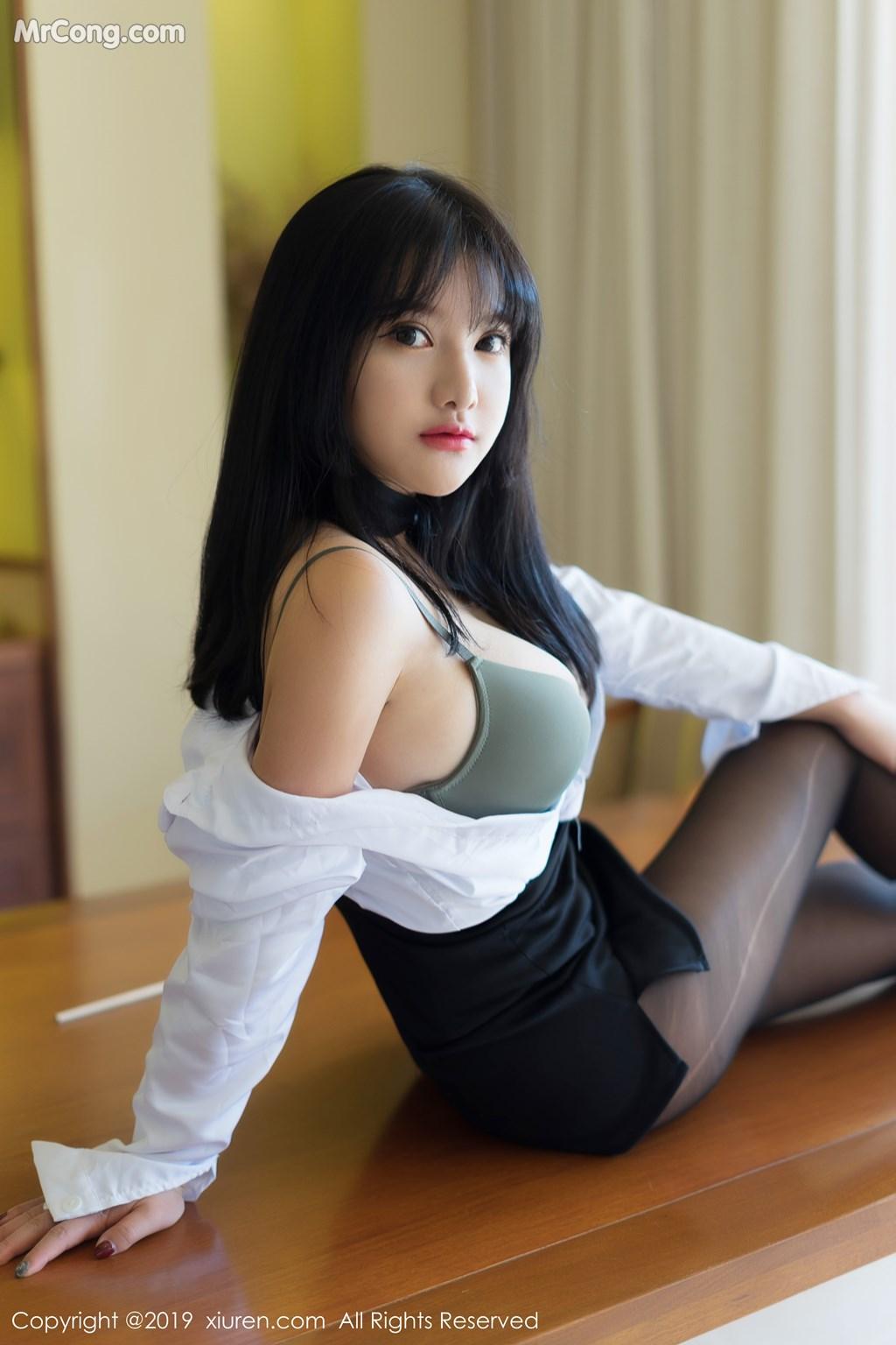 Image XIUREN-No.1653-Xiao-You-Nai-MrCong.com-018 in post XIUREN No.1653: Xiao You Nai (小尤奈) (54 ảnh)