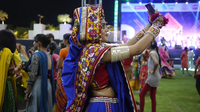 Navratri Garba Picture Download