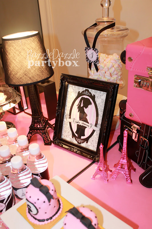 Razzle Dazzle Party Box Theme Party Bon Jour Paris