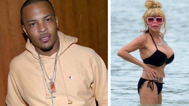 Wendy Williams' claps back at T.I. over her bikini photos while shading Tiny Harris