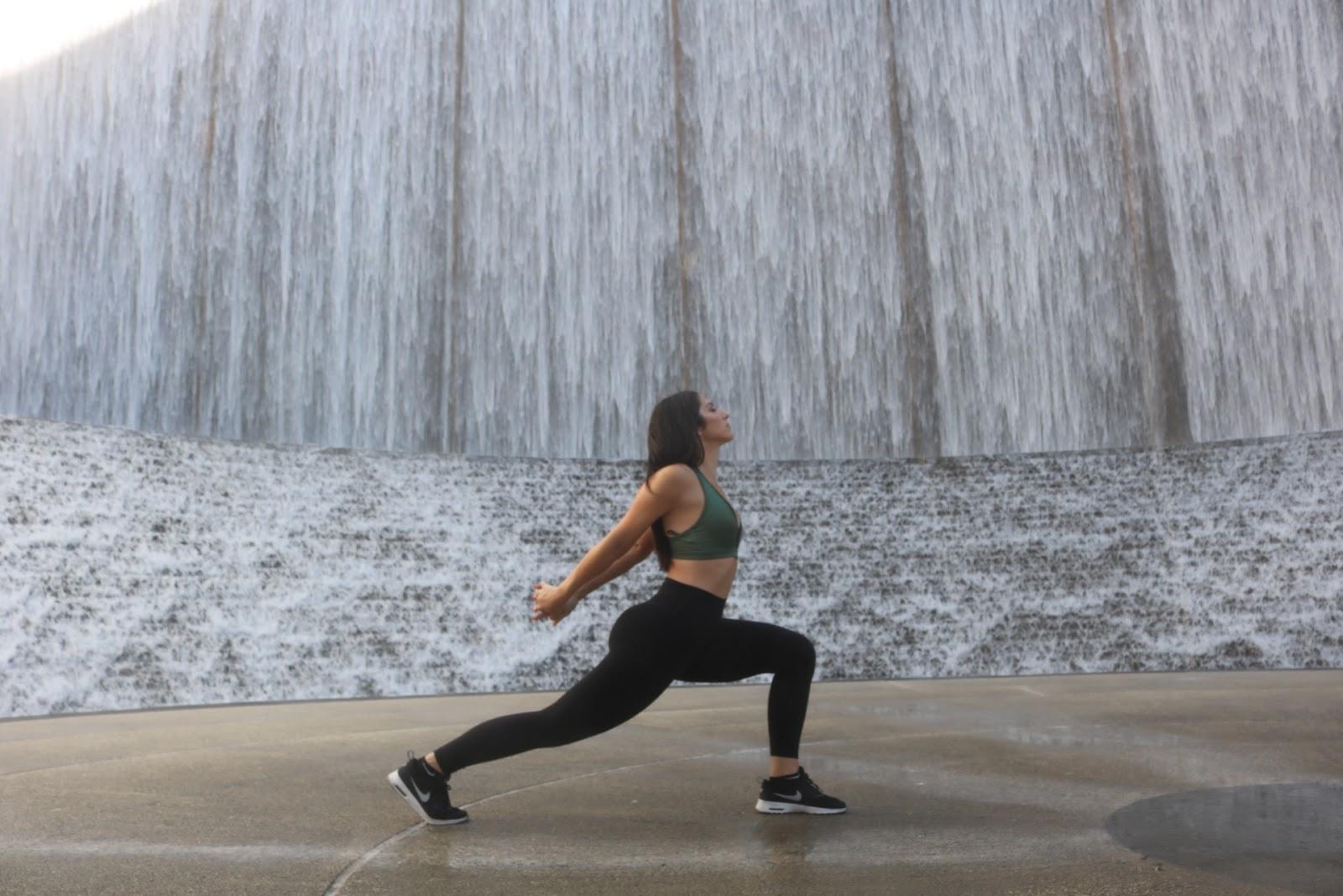 Houston Fitness Model