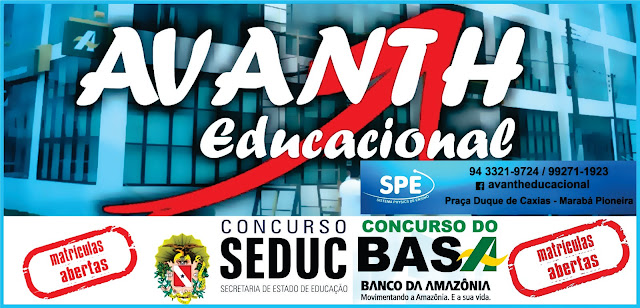 AVANTH Educacional -- RUMO AO SUCESSO