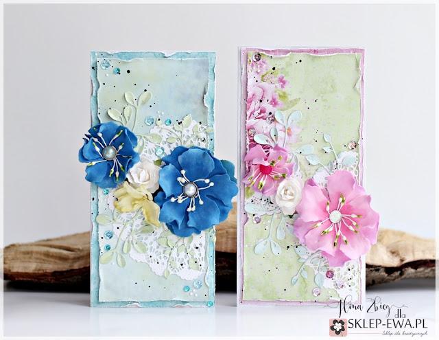 Kwiatowe kartki