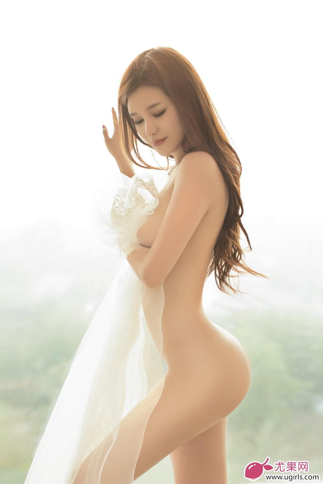 Ugirls No.016 Model 纯小希 (Chun Xiao Xi)