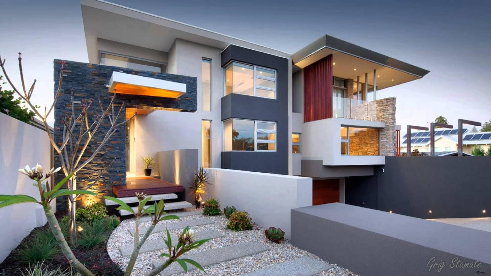 5200 Gambar Rumah Desain Modern HD Terbaik