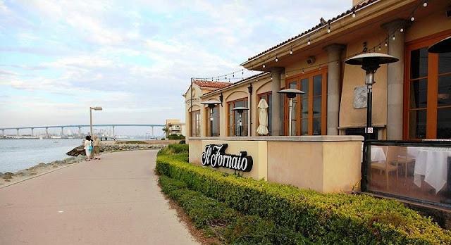 Sobre o Restaurante IL Fornaio Cucina Italiana